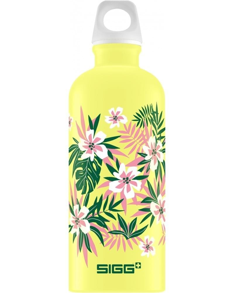 Sigg Florid Touch 0.6L Drinkfles Geel