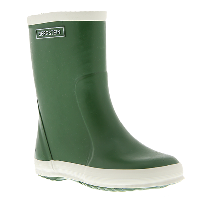 Bergstein Rainboot Junior Groen