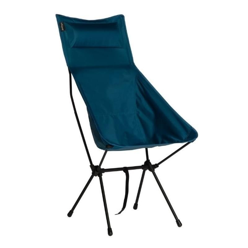 Vango Micro Steel Tall Chair Lichtgewicht Stoel - Blauw