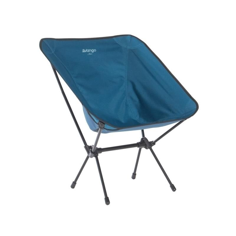 Vango Micro Steel Chair Lichtgewicht Stoel - Blauw