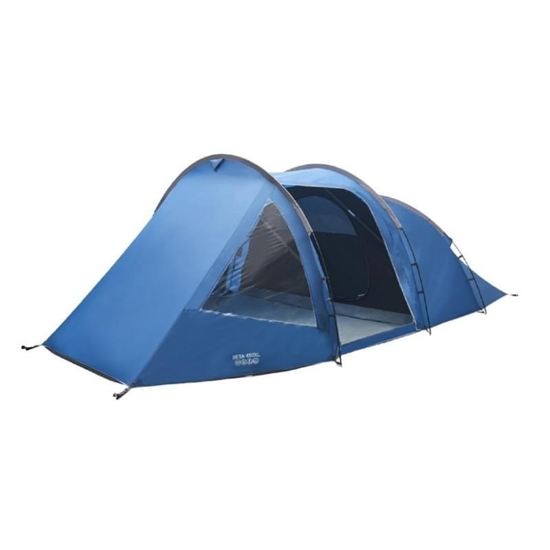 Vango Beta 450XL - 4 Persoons Tent - Blauw