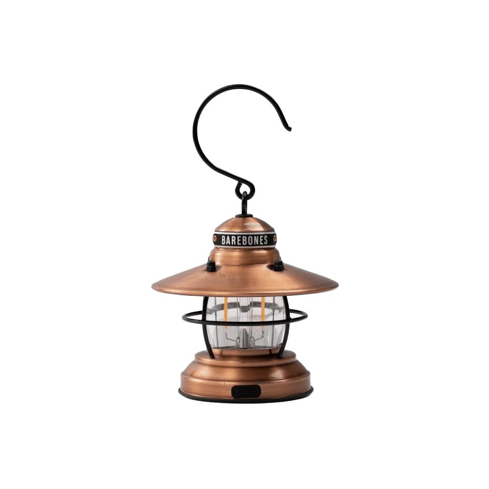 Barebones Mini Edison Oplaadbare Hanglamp - Koper