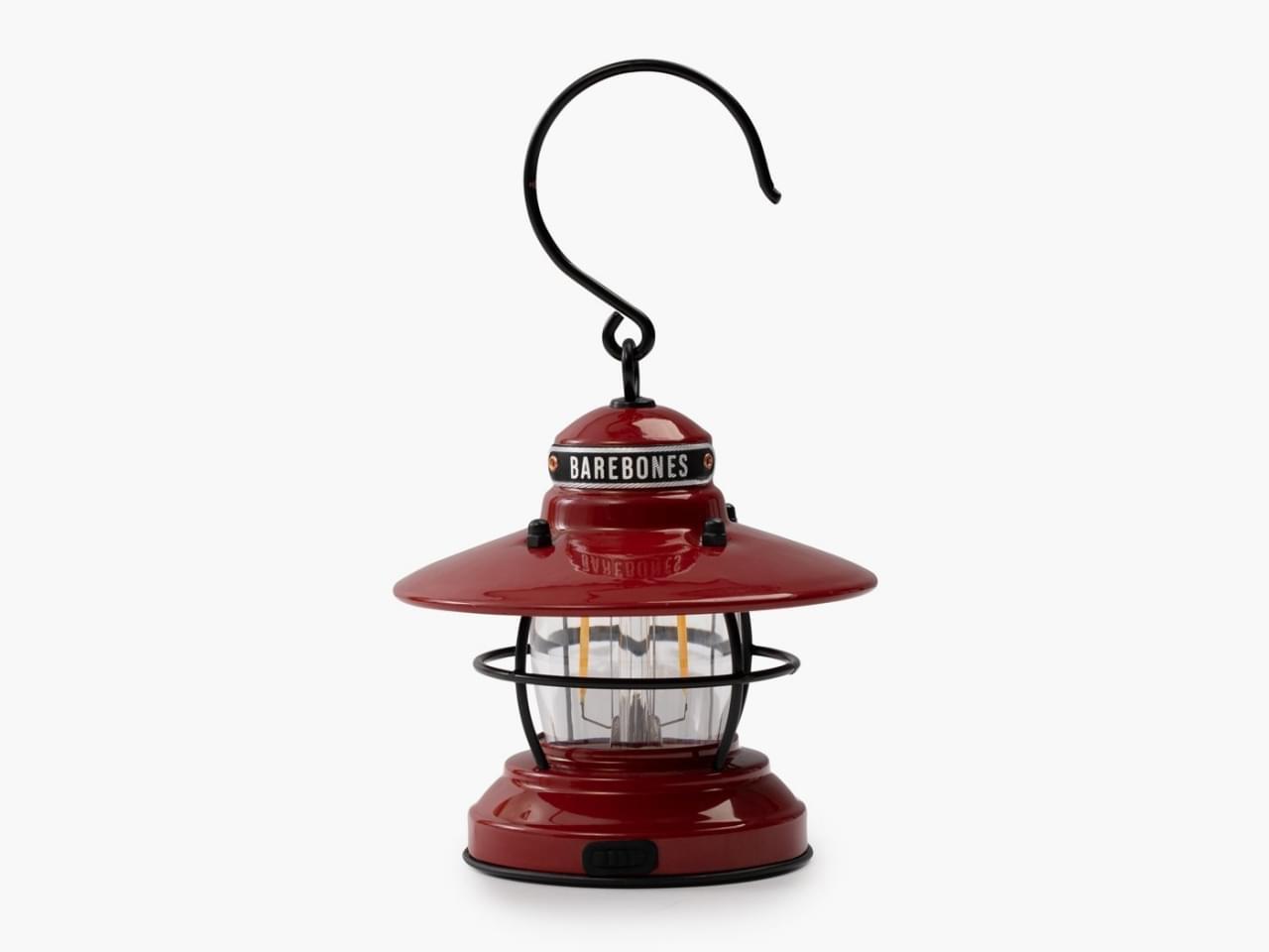 Barebones Mini Edison Oplaadbare Hanglamp - Rood