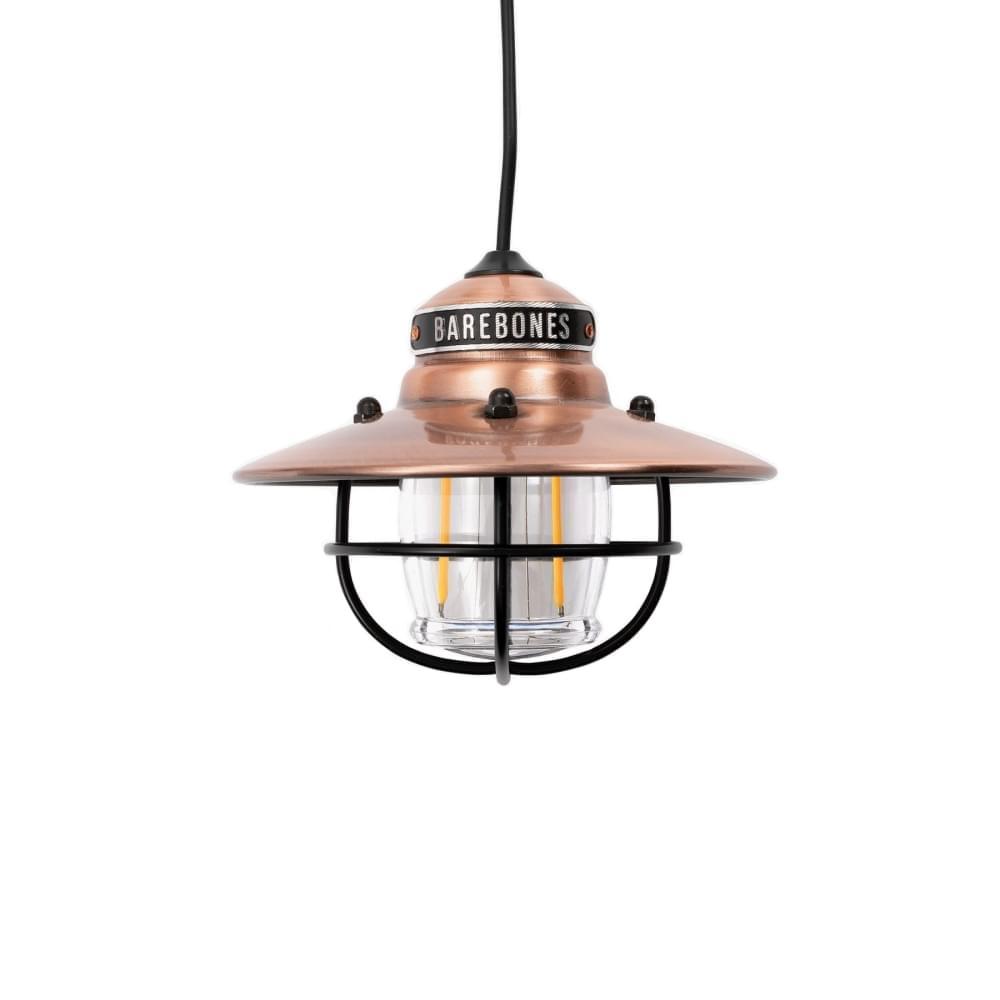 Barebones Edison Pendant Hanglamp - Koper