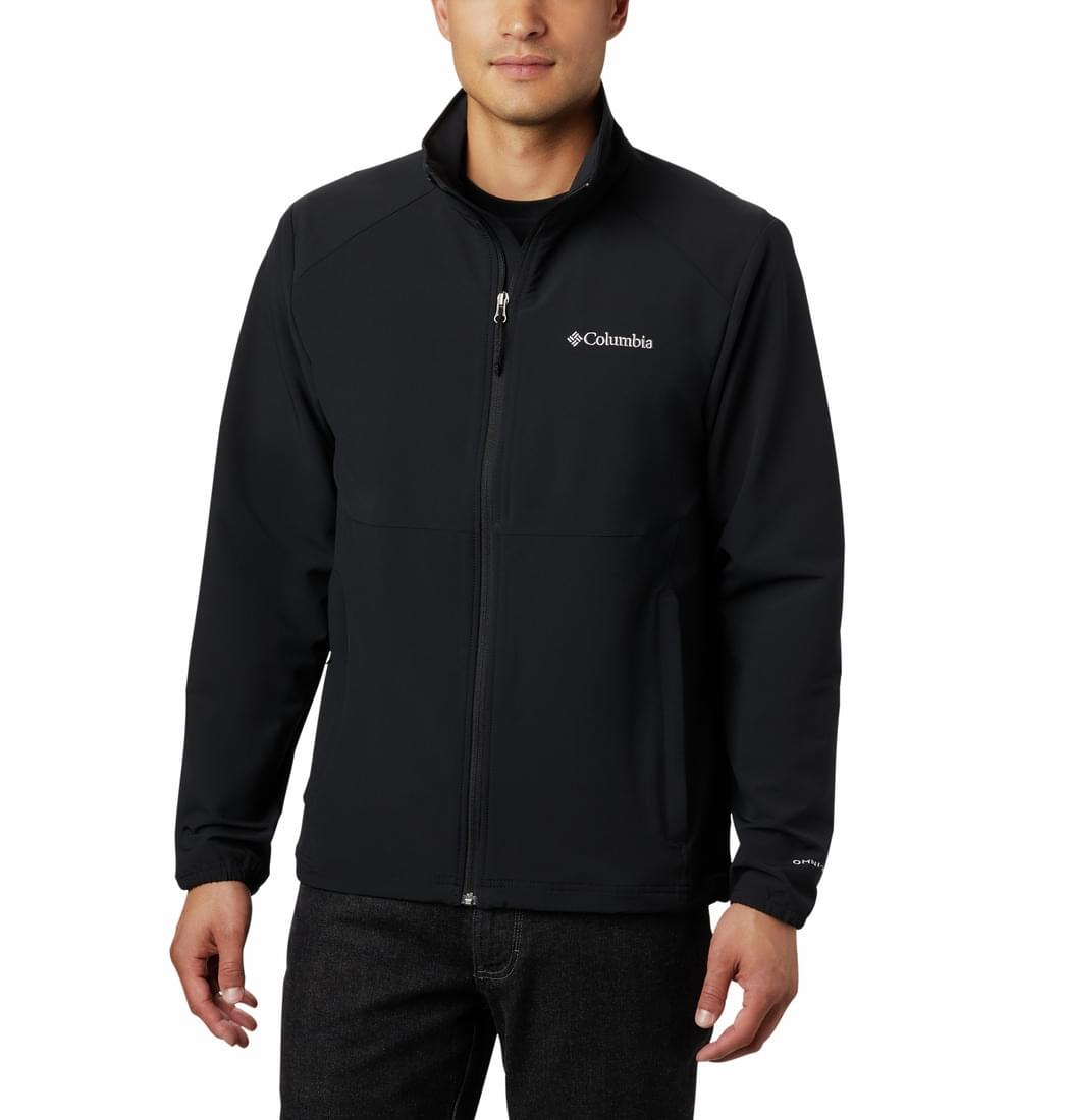 Columbia Heather Canyon Non Hooded Softshell Heren