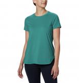 Columbia Firewood Camp II T-Shirt Dames
