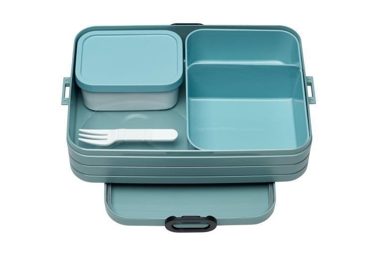 Mepal Bento Take a Break large Lunchbox - Nordic Green