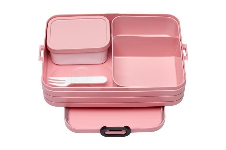 Mepal Bento Take a Break large Lunchbox - Nordic Pink