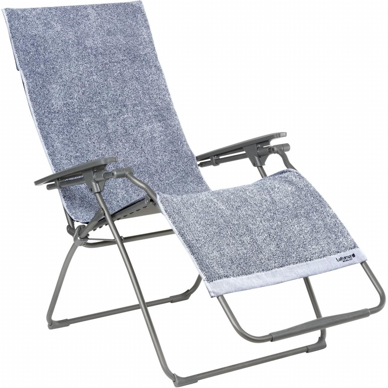 Lafuma Badstof Hoes Relaxstoel Blauw