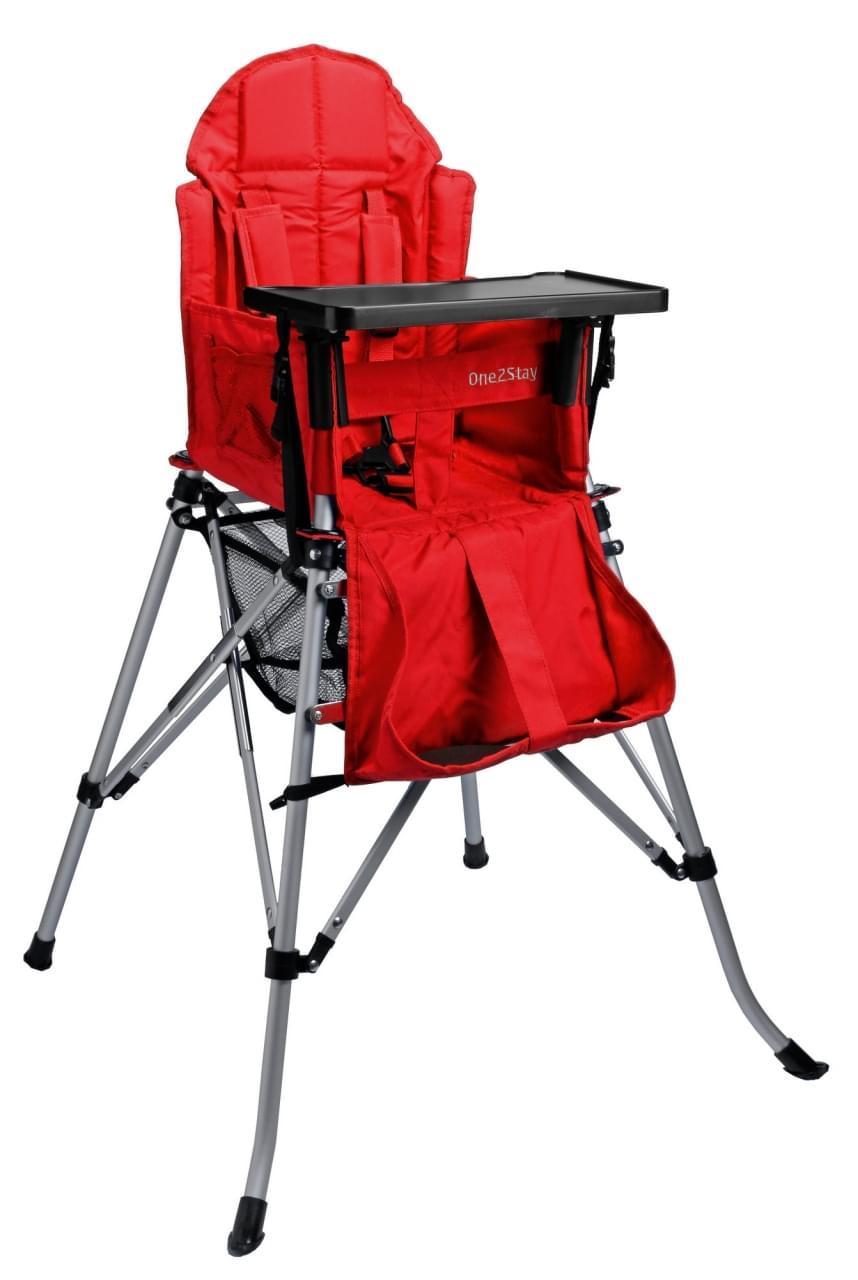 Fem Star One 2 Stay Comfort Plus Kinderstoel Rood