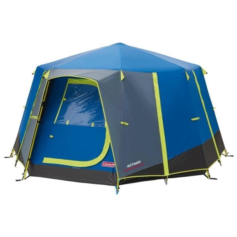 Coleman OctaGo / 3 Persoons Tent - Blauw