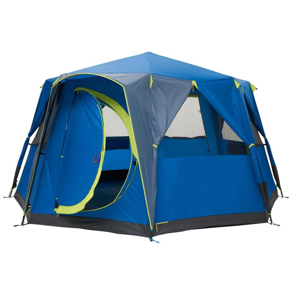 Coleman Octagon / 8 Persoons Tent - Blauw
