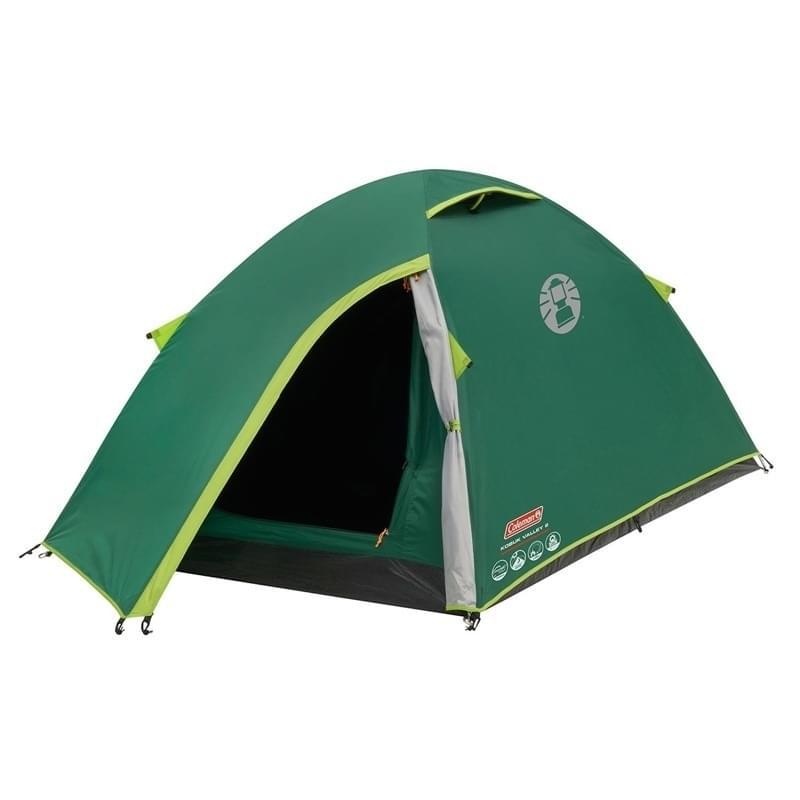 Coleman Kobuk Valley 2 / 2 Persoons Tent - Groen