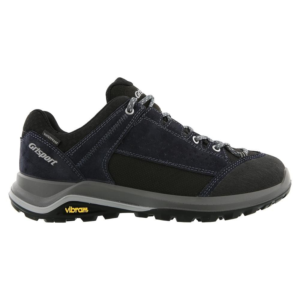 Grisport Schoen Siena Low mt 37 Blue