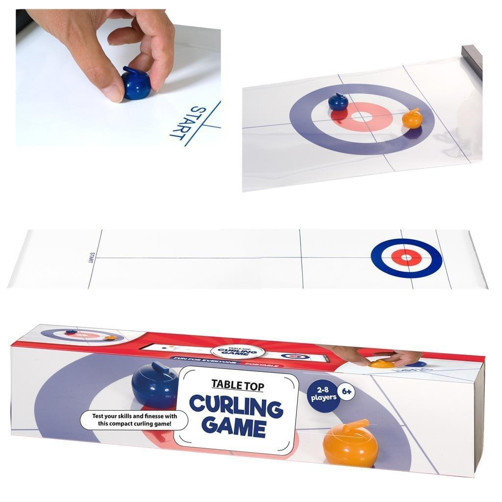 ML Tafel Curling Spel