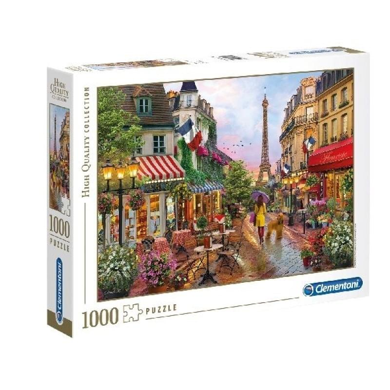 ML 1000 Flowers In Paris Puzzel
