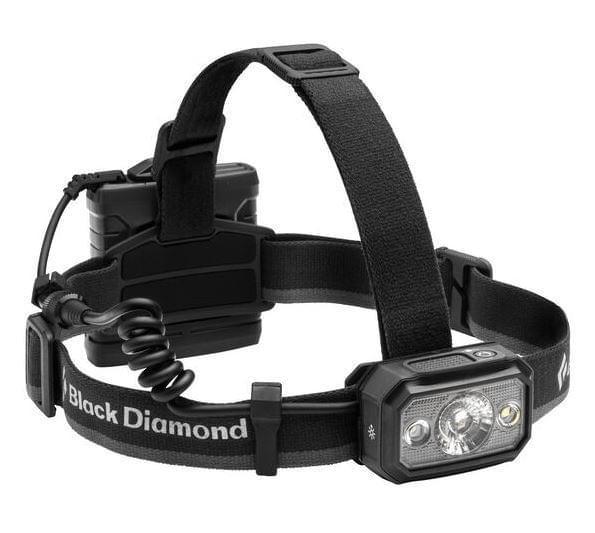 Black Diamond Icon 700 Hoofdlamp - Zwart