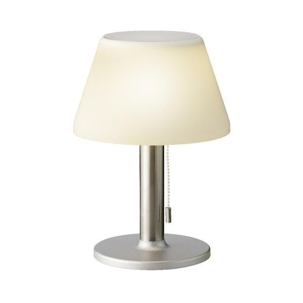 Decoris LED Solar Tafellamp