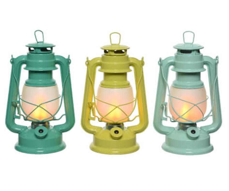 Decoris LED campinglamp Flame