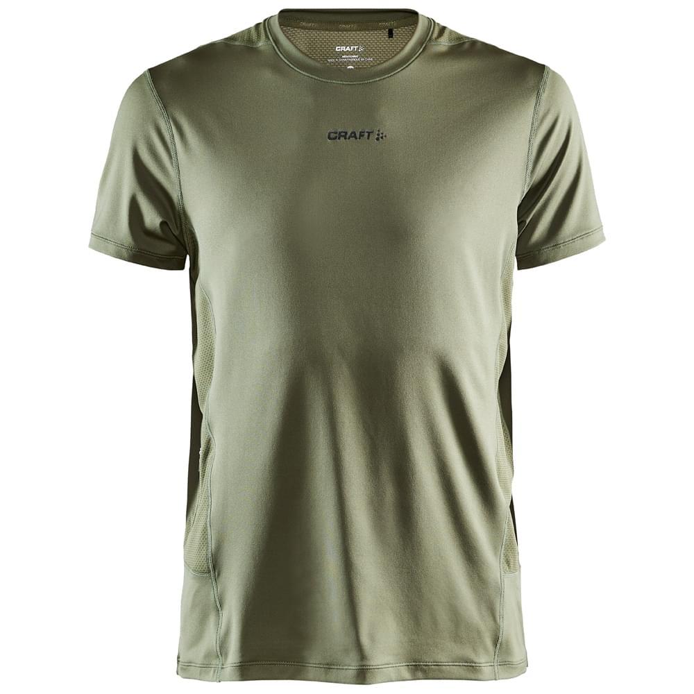 Craft ADV Essence SS Shirt Heren Groen