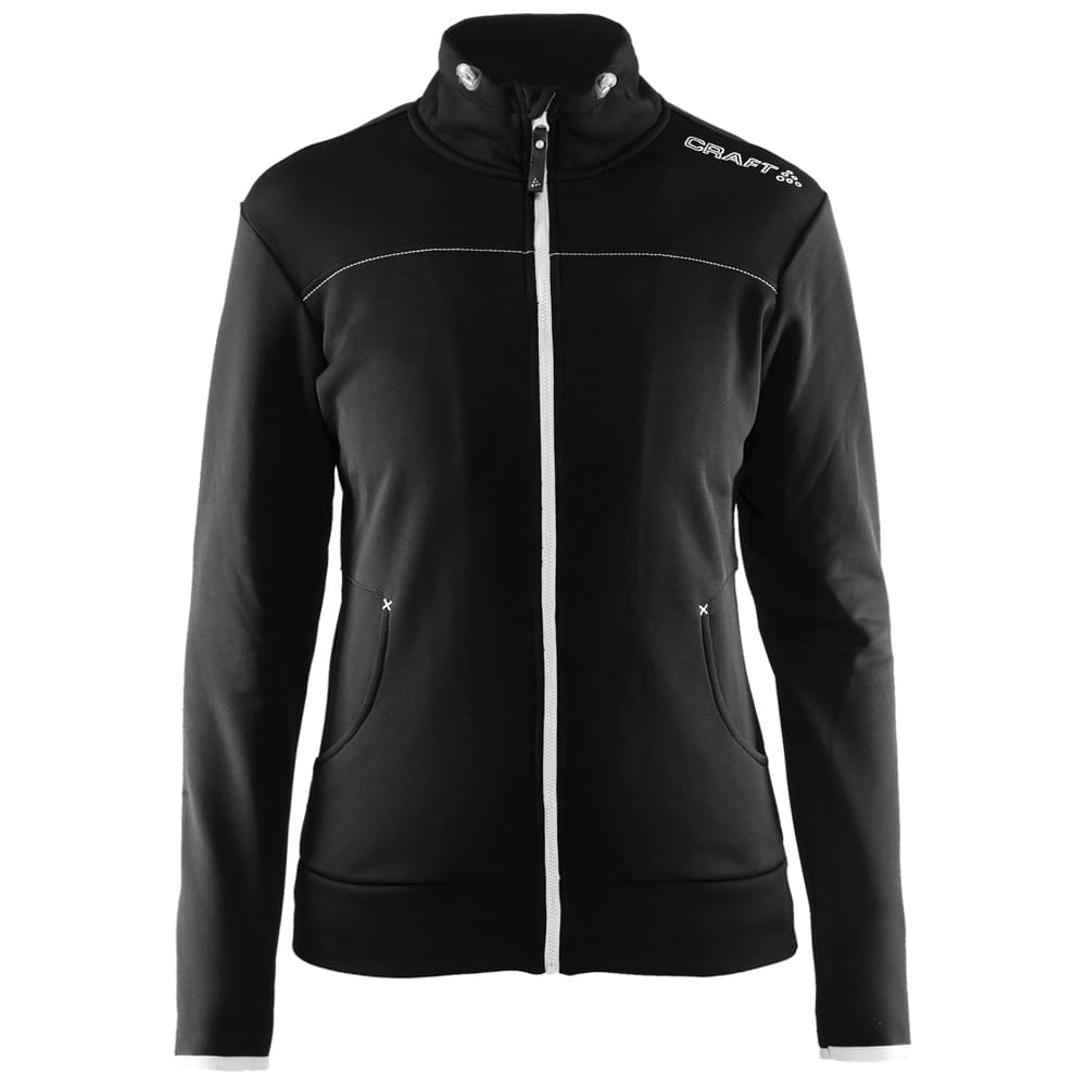 Craft Leisure Jacket Dames Zwart