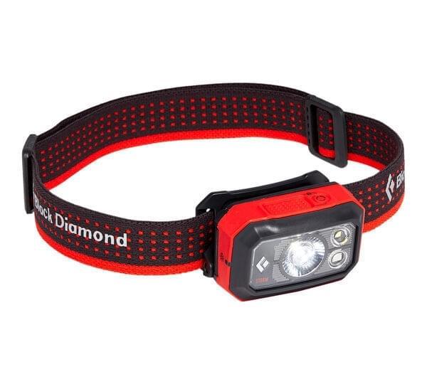 Black Diamond Storm 400 Hoofdlamp - Oranje