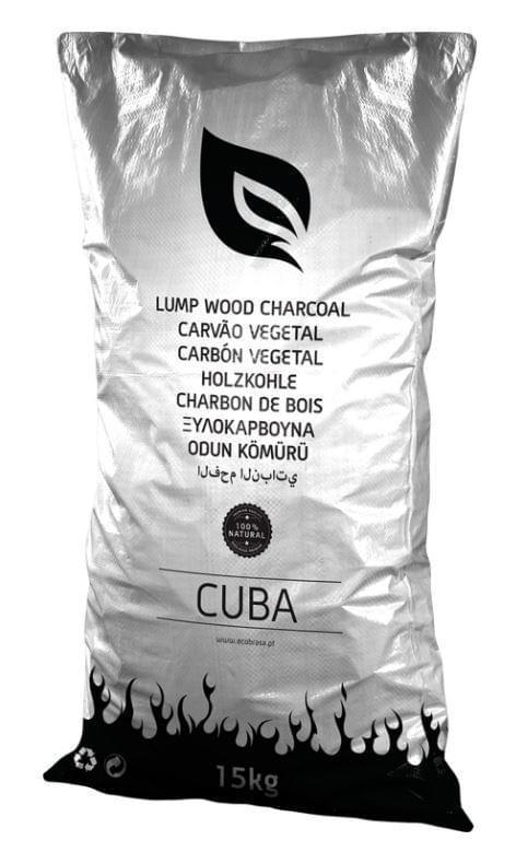 Ecobrasa Cuba 15kg Houtskool