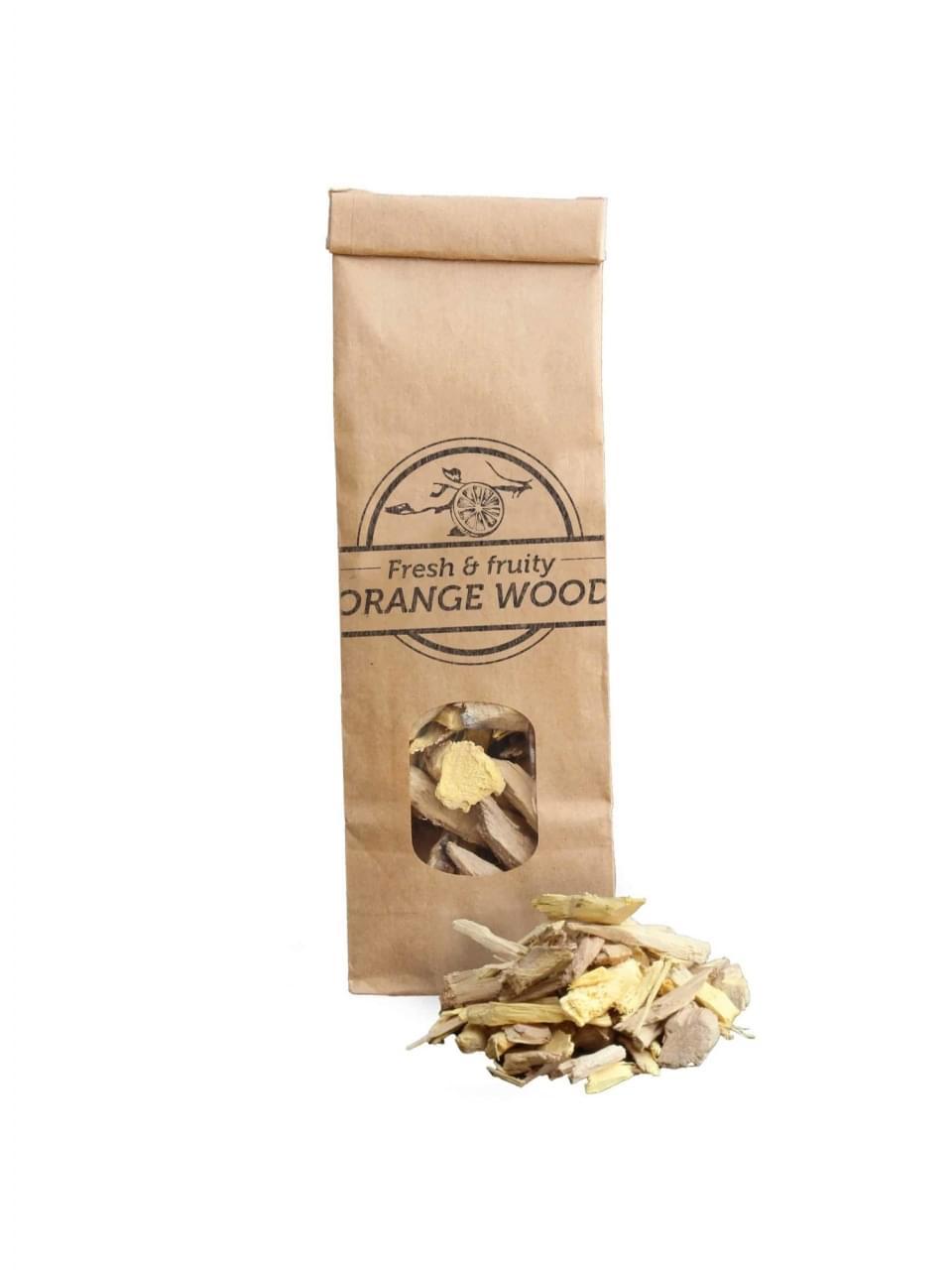 Smokey Olive Wood Rookchips No.3 Sinaasappelhout