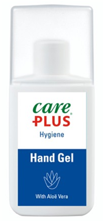 Care Plus Desinfecterende Handgel met Aloë Vera 100 ml