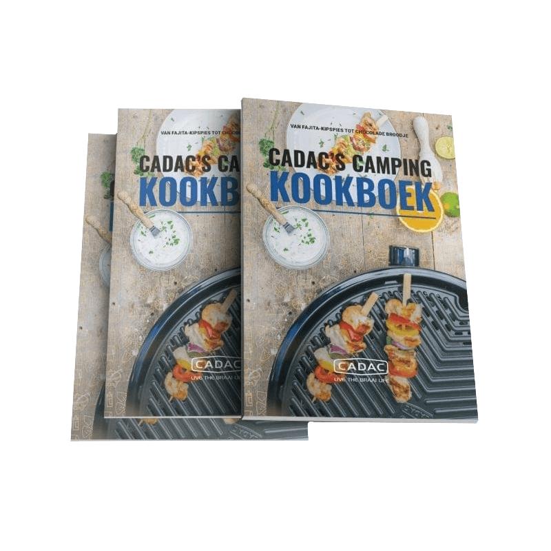Cadac Camping Kookboek