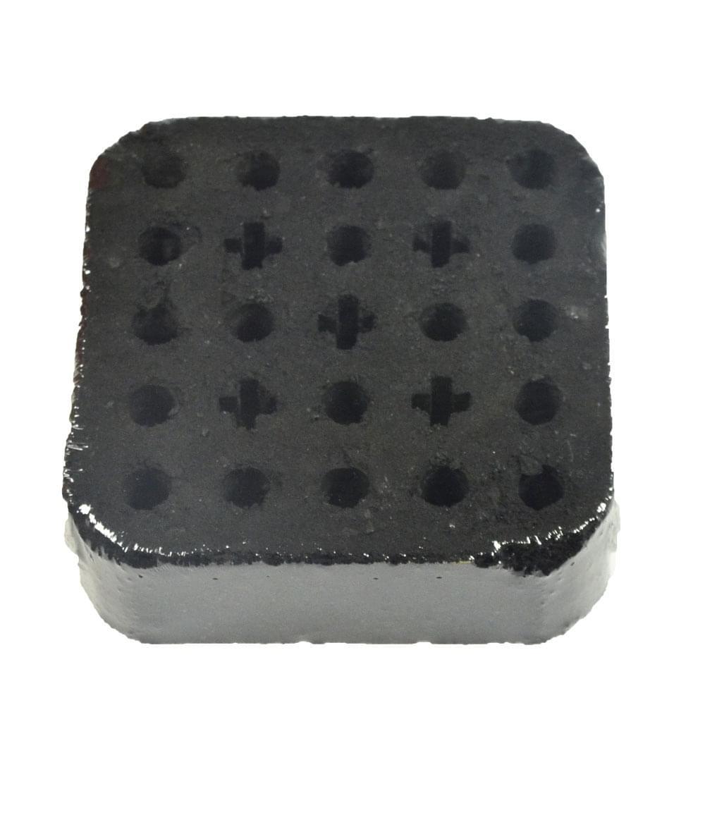 ML BBQ Brick Vierkant per 4