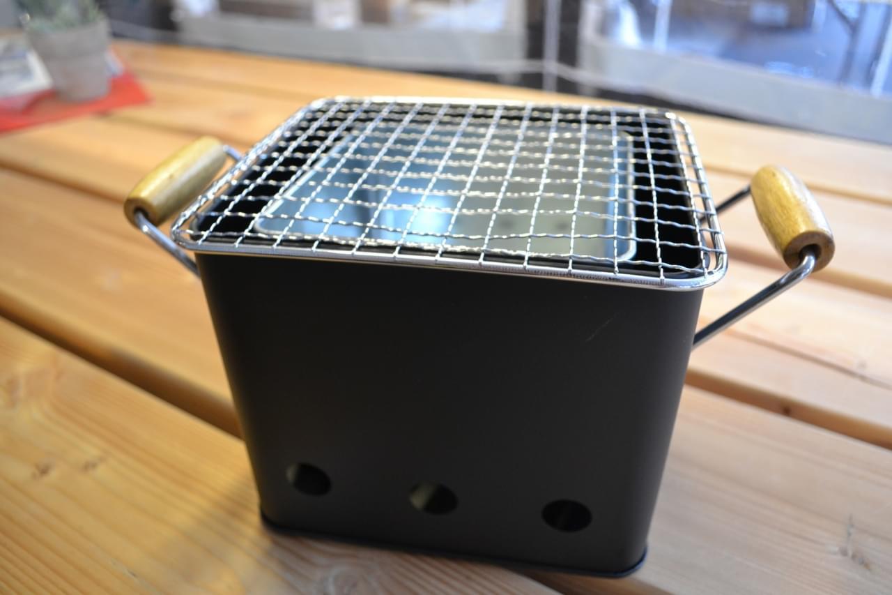 ML Mini Barbecue / Houtskool Barbecue
