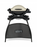 Weber Q 1000 met Stand Gasbarbecue