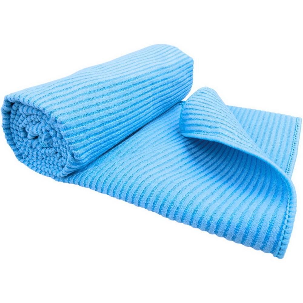 Rubytec Marlin Deluxe compact towel blue L