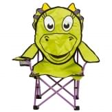 Bardani Dino Kinderstoel - Groen