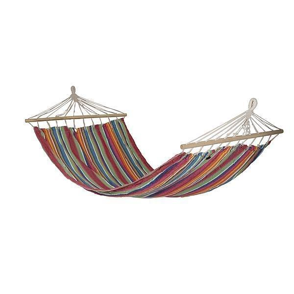 Bo-Camp Samba Rainbow Hangmat - Multi