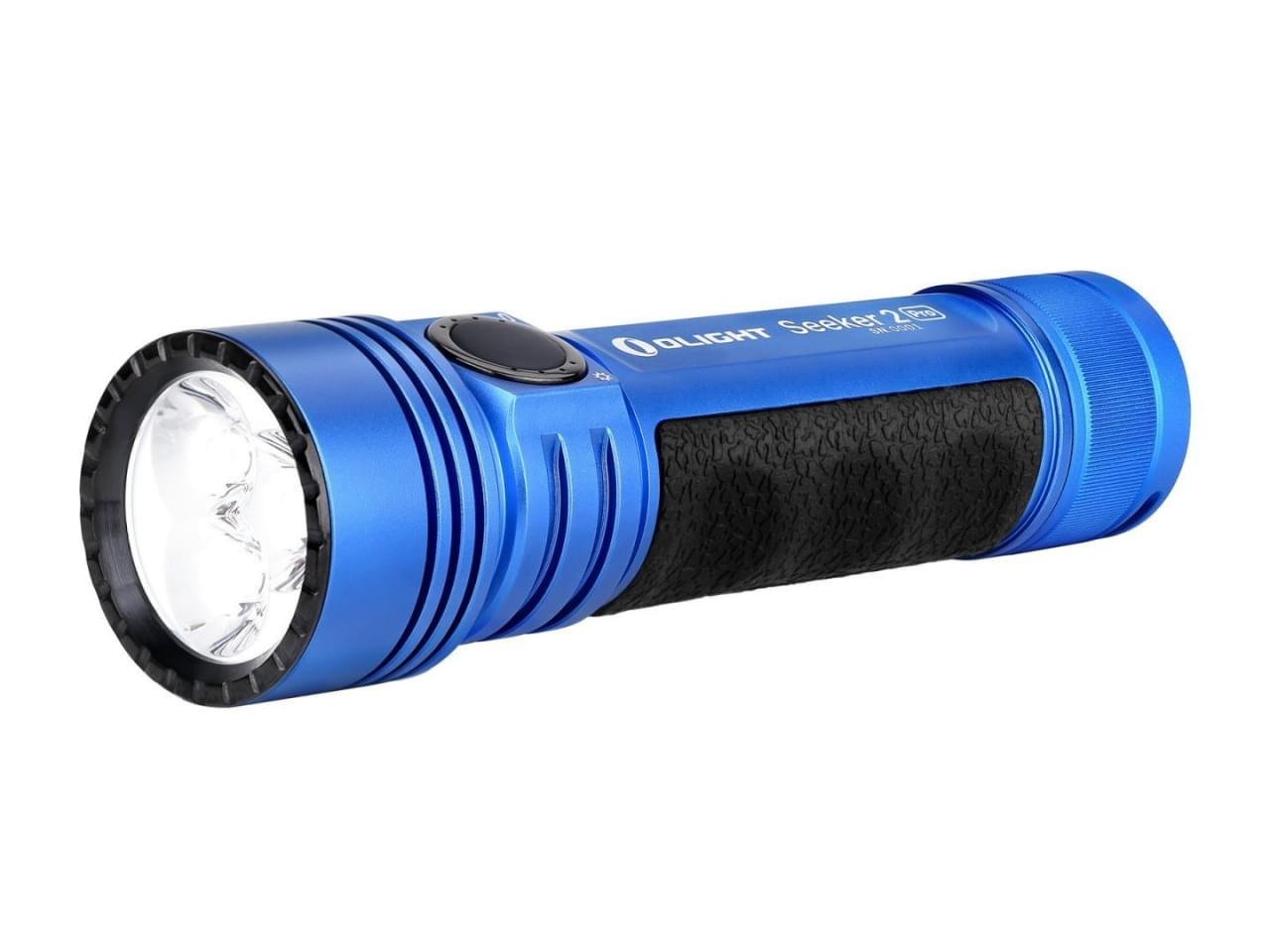 Olight Seeker 2 Pro Blue + L-Dock Zaklamp