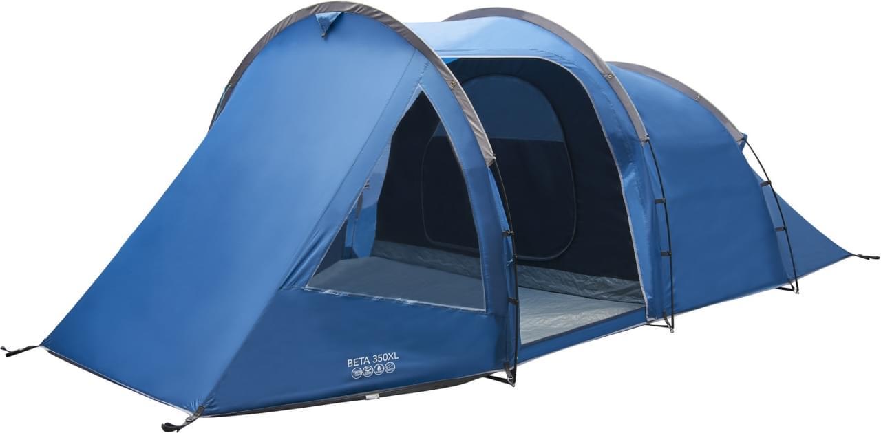 Vango Beta 350XL - 3 Persoons Tent Blauw