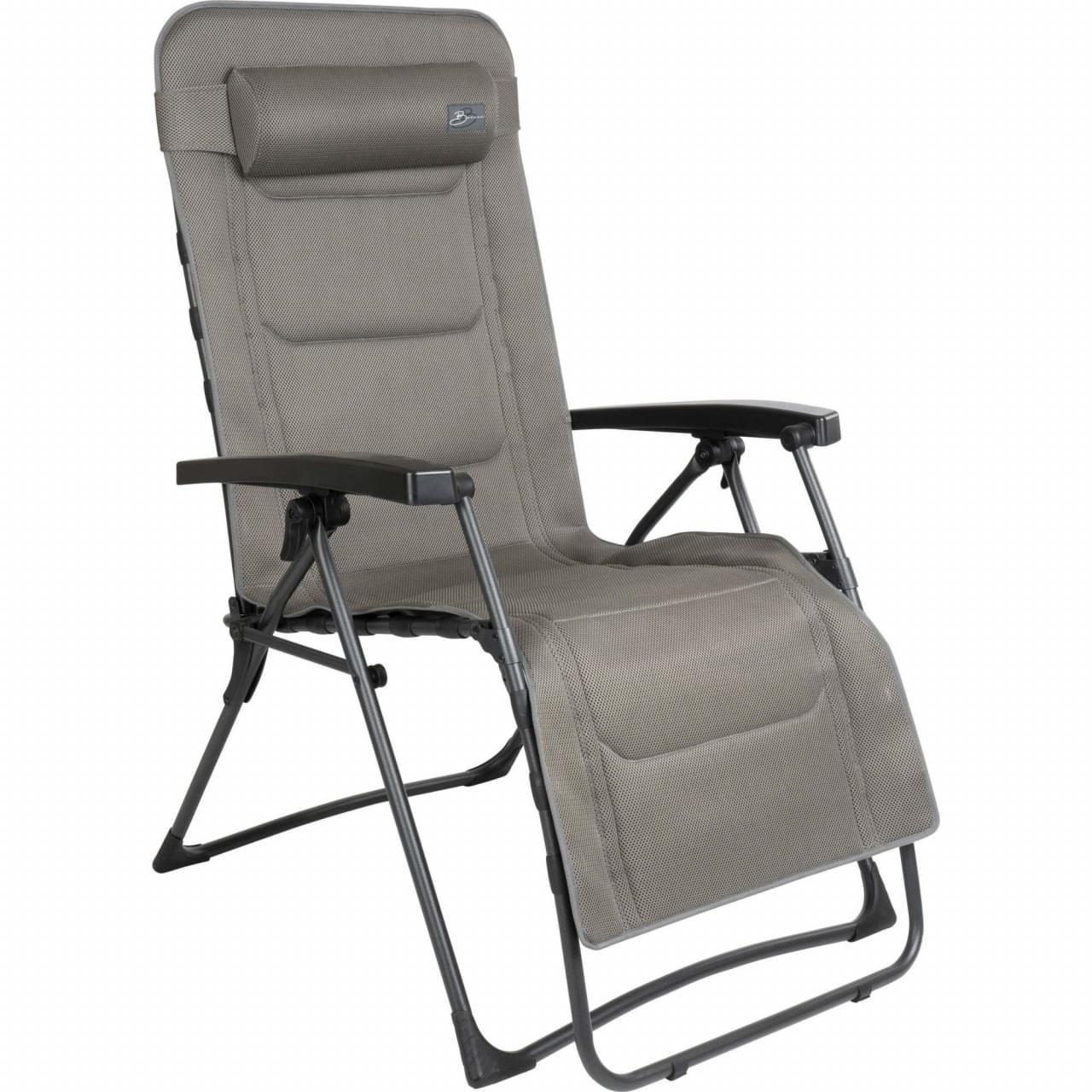 Bardani Riposo Clip 3D Comfort Relaxstoel - Grijs