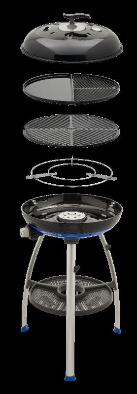 Cadac Carri Chef 2 BBQ - Grill 2 Braai Gasbarbecue