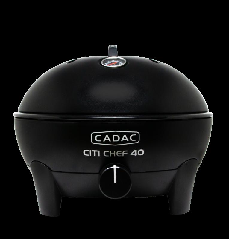 Cadac Citi Chef 40 - 50mb - Gasbarbecue - Zwart