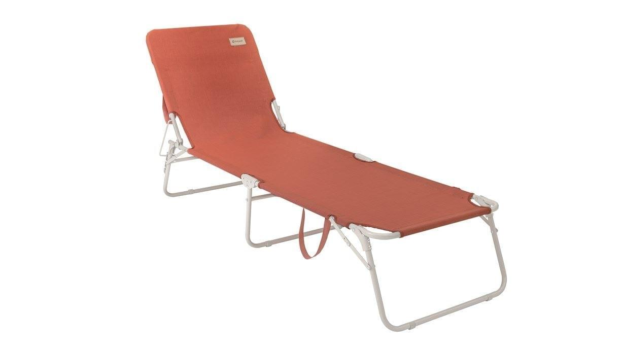 Outwell Tenby Lounger Ligbed - Rood