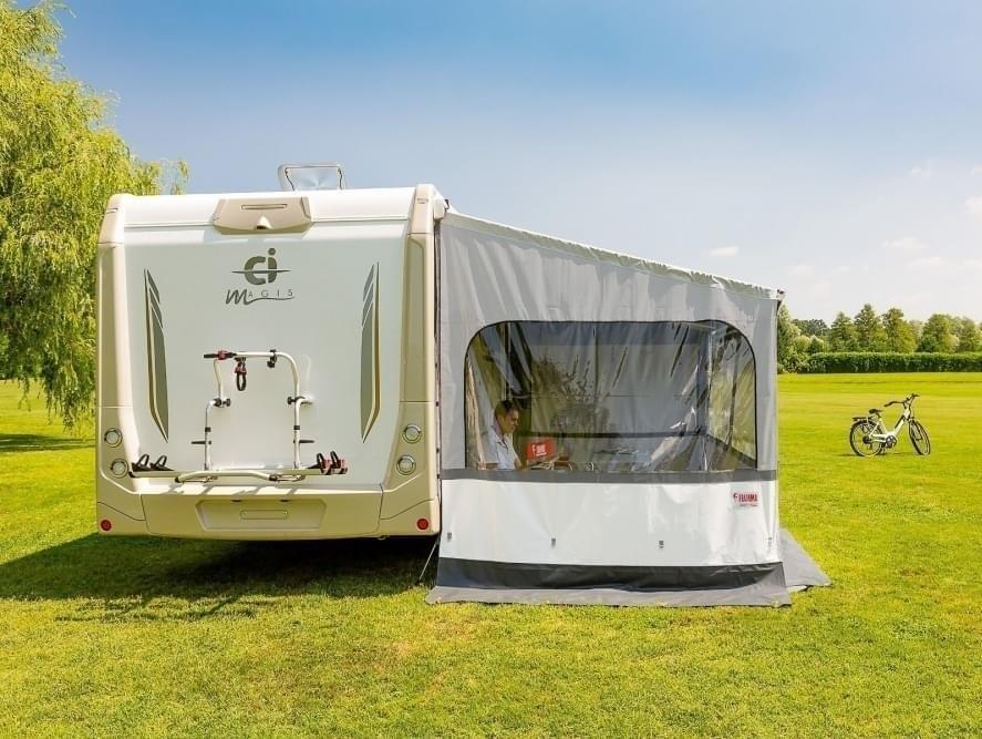 Fiamma Side W Pro Caravanstore XL Zijwand