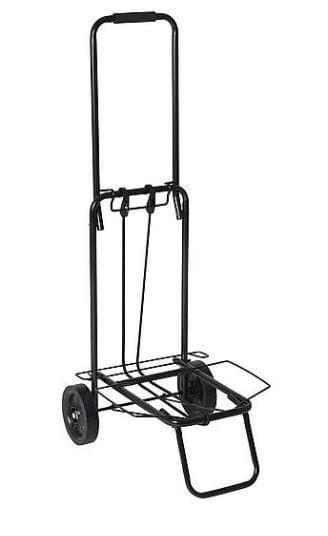 Bo-Camp Inklapbare bagagetrolley