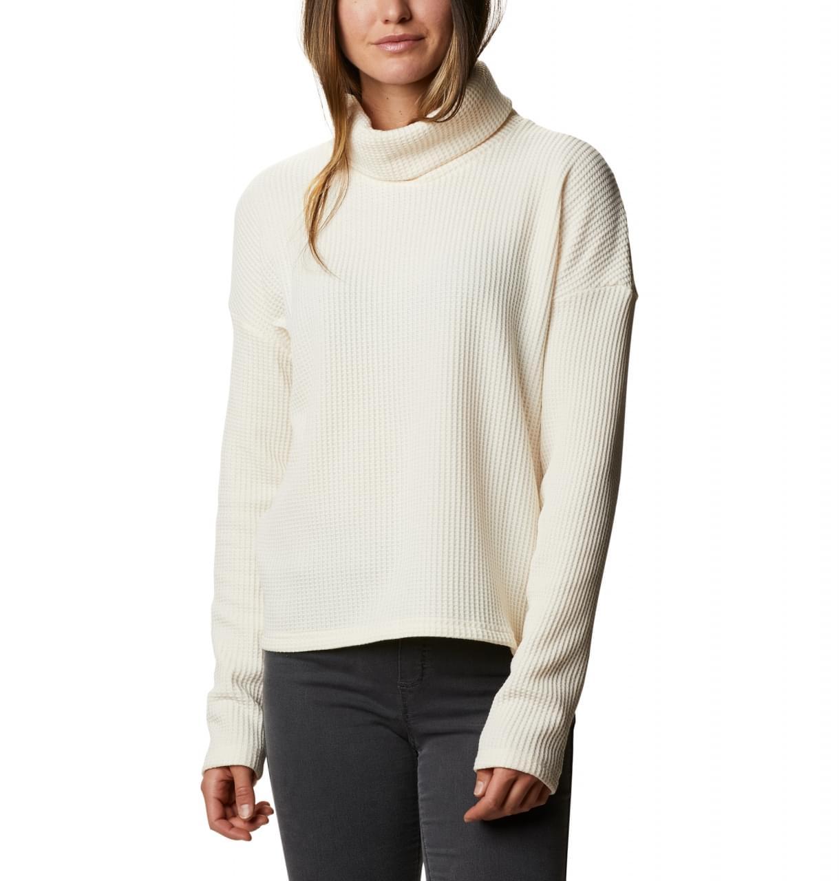 Columbia Chillin Fleece Pullover Dames Beige