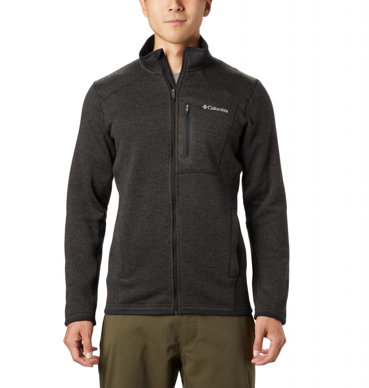 Columbia Altitude Aspect Fleece Jacket Heren - Zwart [color]