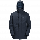 Jack Wolfskin West Coast Winterjas Heren - Blauw [color]