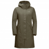 Jack Wolfskin Cold Bay Parka Dames - Grijs [color]