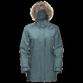 Jack Wolfskin Arctic Ocean Winterjas Dames - Blauw [color]