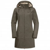 Jack Wolfskin Windy Valley Softshell Dames - Grijs [color]